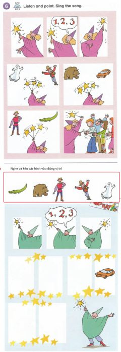 Interactive worksheet Party 5