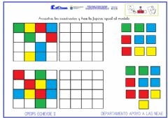Interactive worksheet Sudoku-atención 1