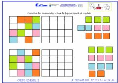 Interactive worksheet Sudoku-atención 2