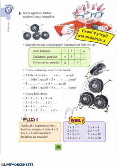 Interactive worksheet Lb m 108