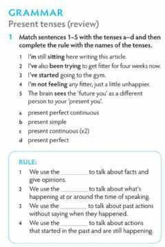Interactive worksheet Grammar