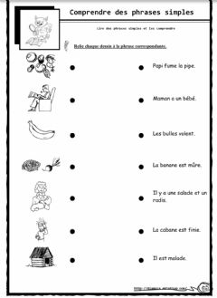 Interactive worksheet Reading comprehension-lecture comprehension-a1.1