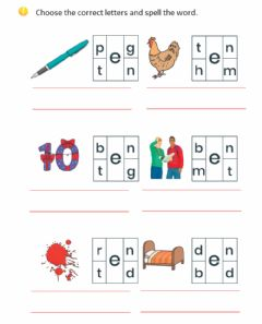 Interactive worksheet Table Time R1 Page 95
