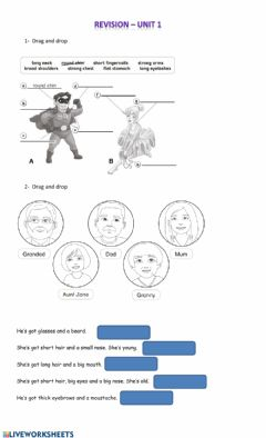 Interactive worksheet Poptropica 3 Unit 2