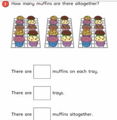 Interactive worksheet Counting in 10