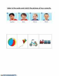 Interactive worksheet Superminds unit 2 Let's play