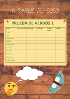 Interactive worksheet Verbos indicativo y subjuntivo