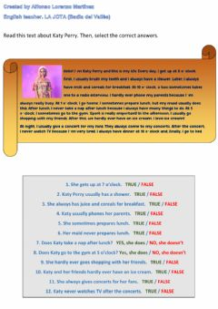 Interactive worksheet Frequency adverbs 03