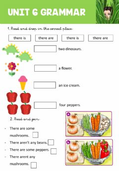 Interactive worksheet At the takeaway 3