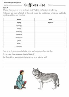 Interactive worksheet Using comma