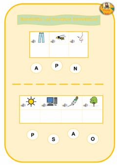 Interactive worksheet Encuentra la palabra escondida