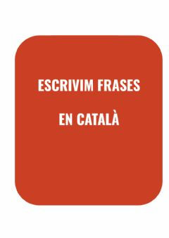 Ficha interactiva Escrivim frases en català: Determinants