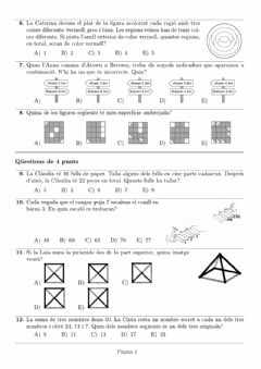 Interactive worksheet P. cangur pag.2