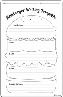 Interactive worksheet Paragraph Writing