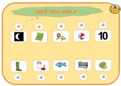 Interactive worksheet Rima