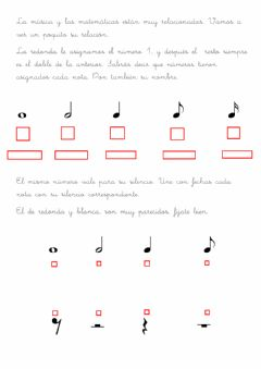 Interactive worksheet Compases musicales - fracciones