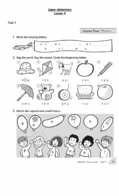 Interactive worksheet Lesson 4
