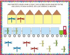 Interactive worksheet Sèries 2 colors