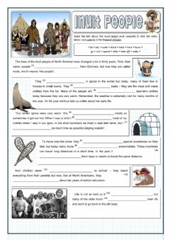 Interactive worksheet Used to