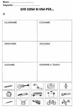 Interactive worksheet I Materiali 02