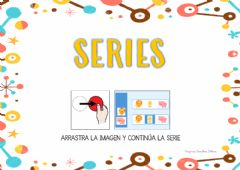 Ficha interactiva Series - nivel I