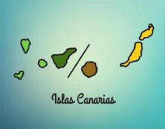 Interactive worksheet Las Islas Canarias