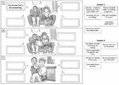 Interactive worksheet Let's listen to music