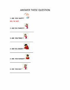 Interactive worksheet are you...?