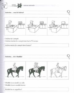 Interactive worksheet Indovinello