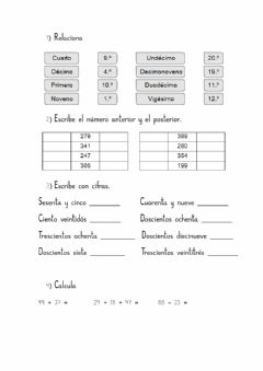 Interactive worksheet Control 2