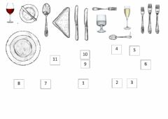 Interactive worksheet Mise en place