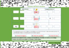 Ficha interactiva Lapbook SMD