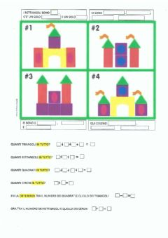 Interactive worksheet Geometria jack