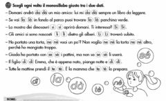 Interactive worksheet Monosillabi accentati
