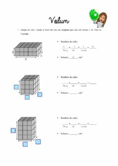Interactive worksheet Volum1