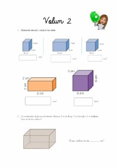 Interactive worksheet Volum2