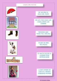 Interactive worksheet 25 de mayo