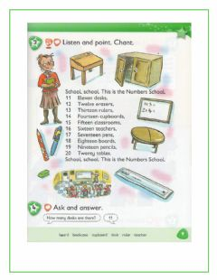 Interactive worksheet Kid's box 2