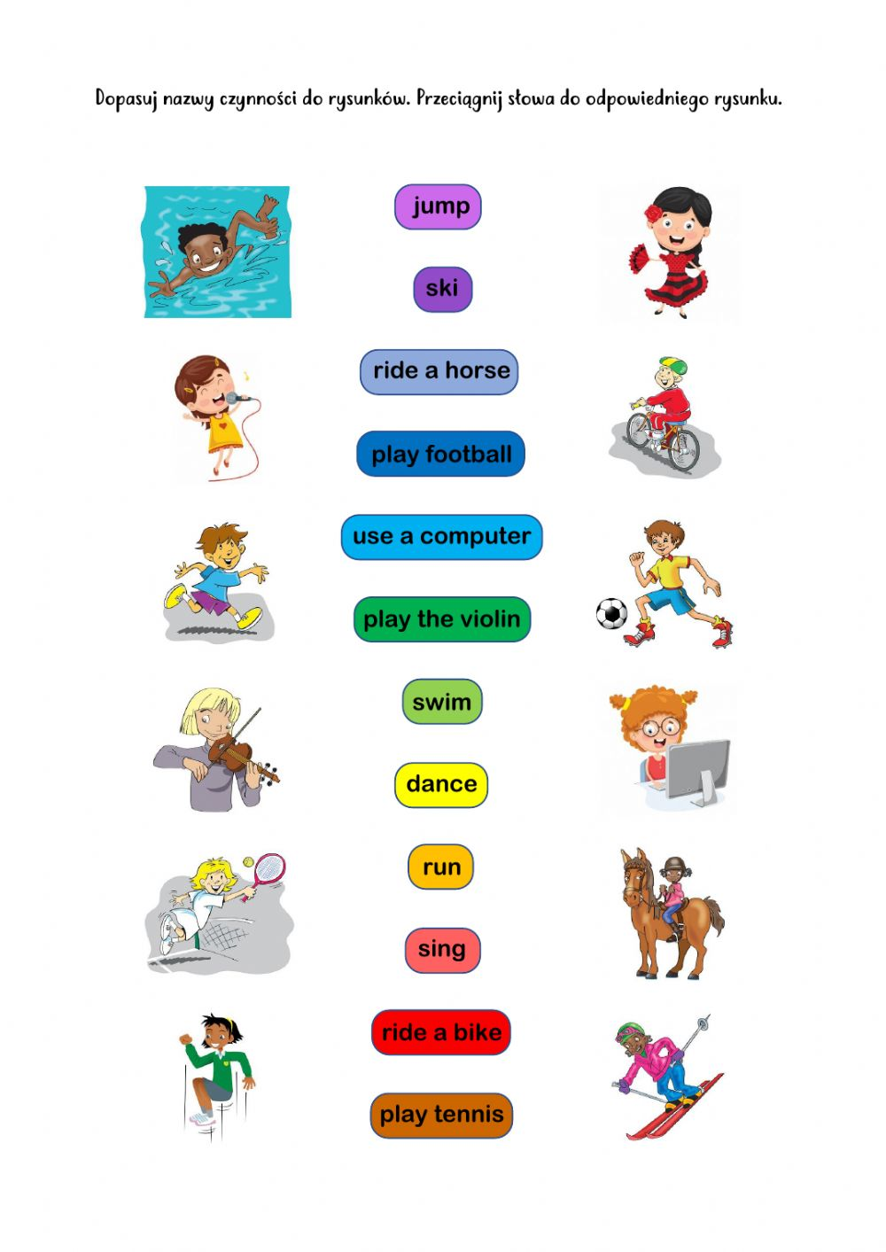 Playtime Activities Gold Sparks 2 Worksheet