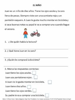 Interactive worksheet El niño