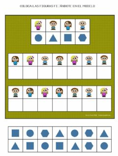 Interactive worksheet Lógica