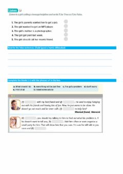 Interactive worksheet GTTp 3 Module 4 top skills 2