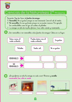 Interactive worksheet Ciencias Naturales 2º 01