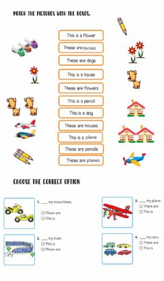 Interactive worksheet This - these