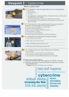 Interactive worksheet Cybercrime
