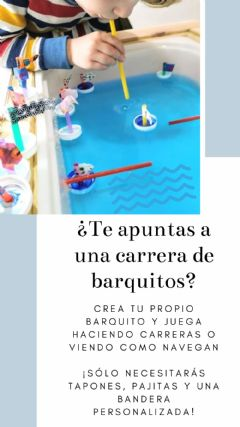 Interactive worksheet Barquitos con tapones