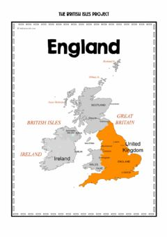 Interactive worksheet Culture of england