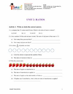 Interactive worksheet Math grade 5
