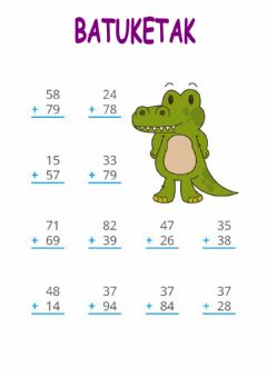 Interactive worksheet Batu-kendu 2