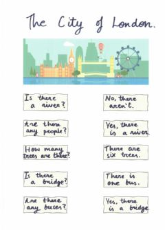 Interactive worksheet The City of London